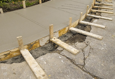 Superior Contracting  - Concrete